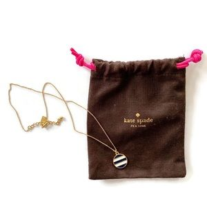 Kate Spade Know the Ropes Pendant Necklace